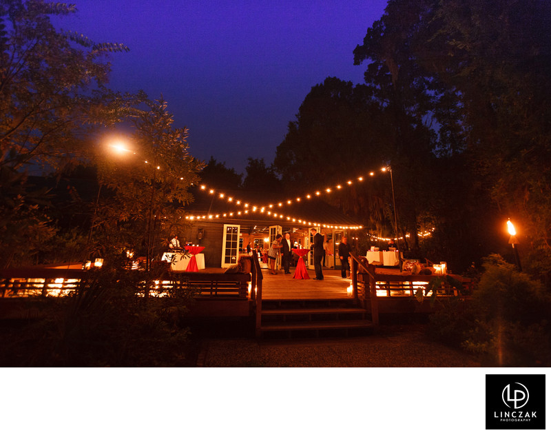 outdoor cleveland wedding receptions
