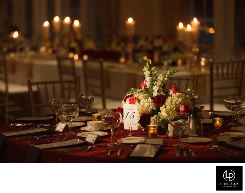 westwood country club wedding reception