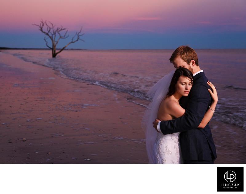 edgewater park wedding photos