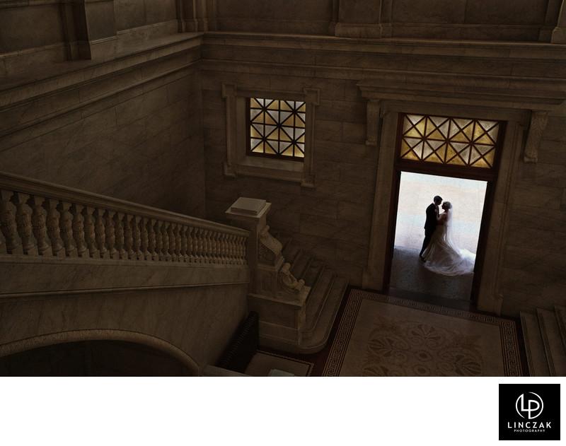 ohio statehouse wedding photos
