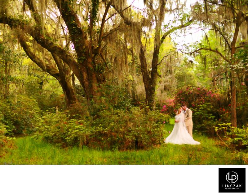 romantic cleveland wedding photography