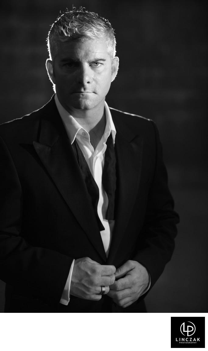 cleveland male model photo
