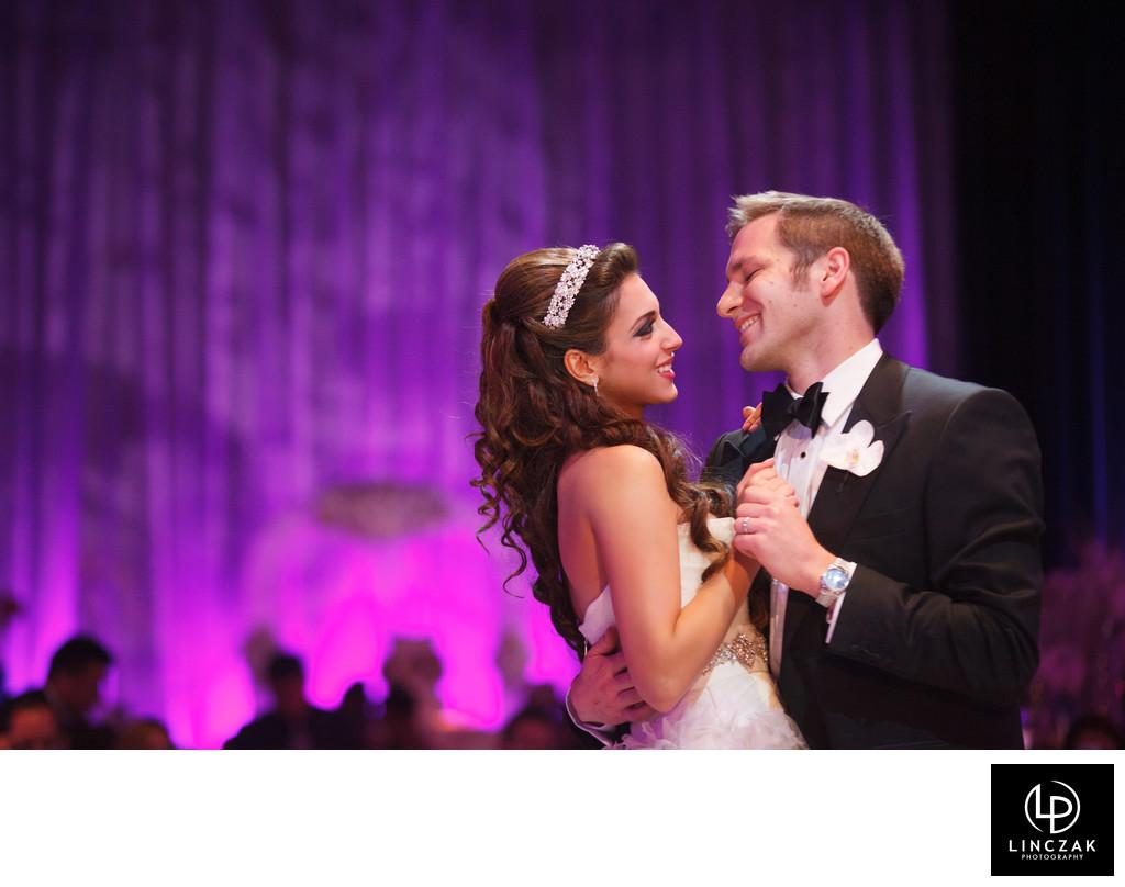 cleveland renaissance ballroom wedding