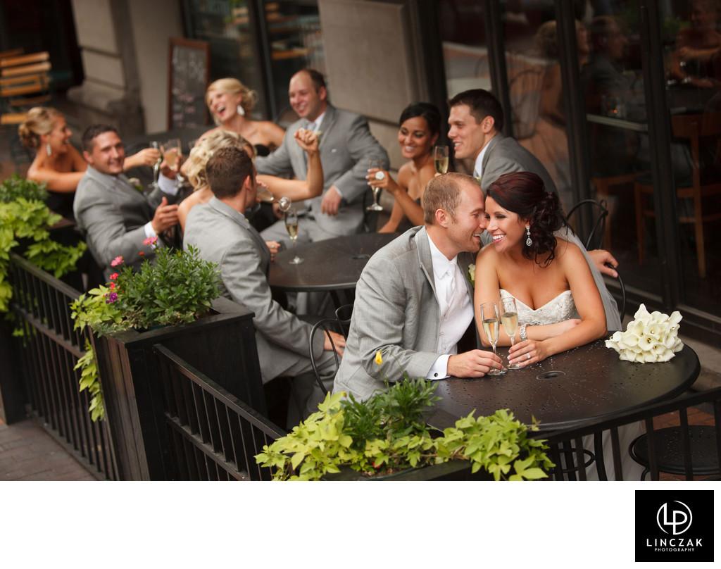 playhouse square wedding photos