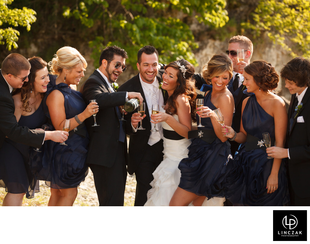 experienced wedding photographers in cleveland