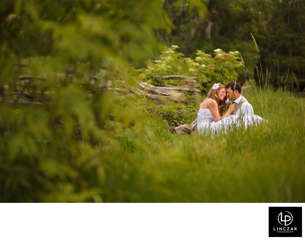 natural cleveland wedding photos