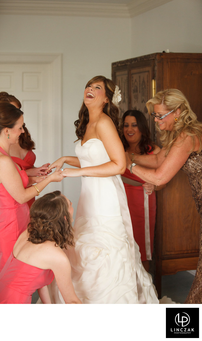 kirtland country club wedding
