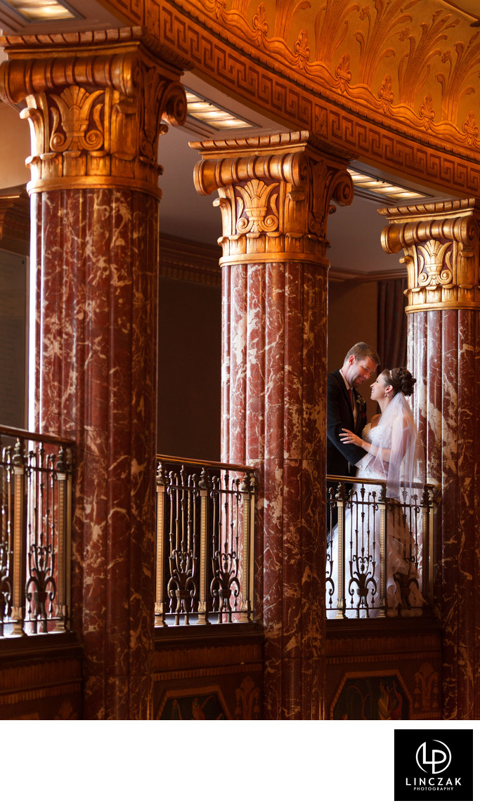 severance hall weddings