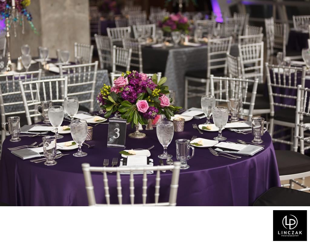 akron art museum wedding reception