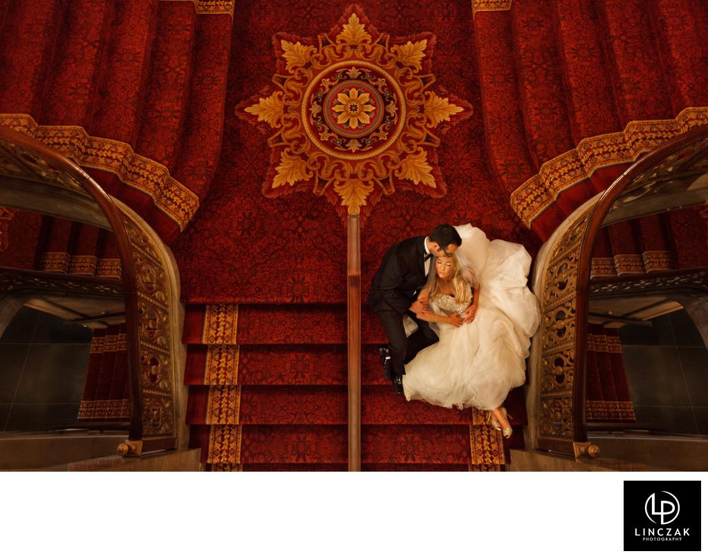 amazing wedding at the cleveland renaissance