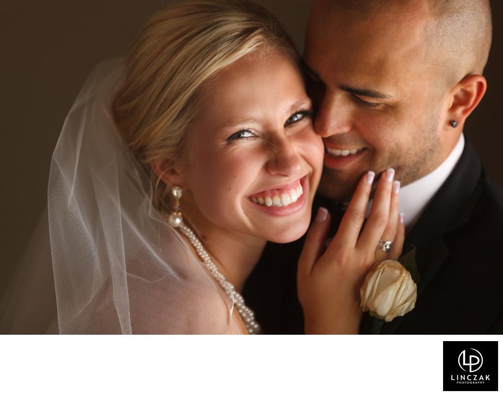 gorgeous cleveland metroparks wedding