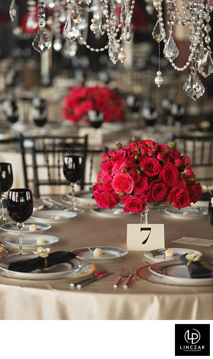 ariel center cleveland wedding reception