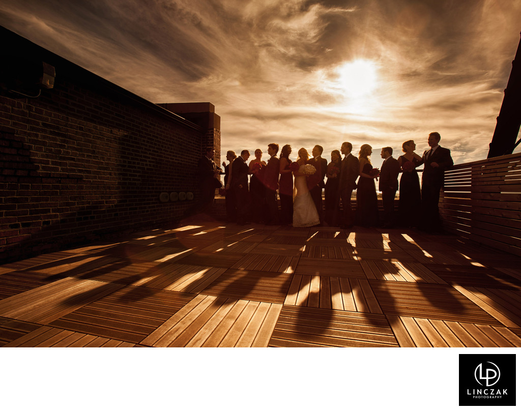 ariel center cleveland wedding