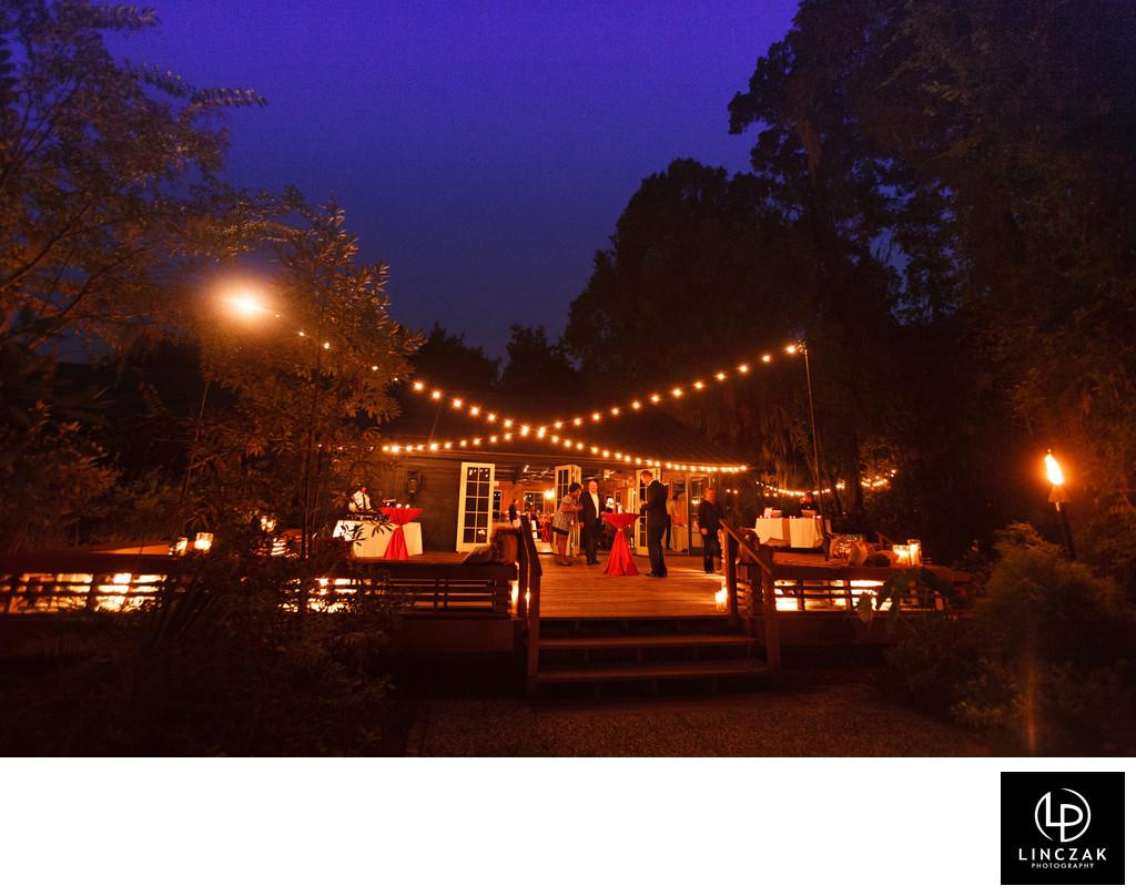 outdoor cleveland wedding receptions