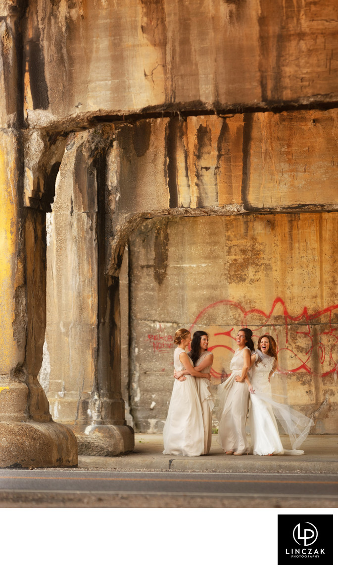 cool cleveland wedding photo locations