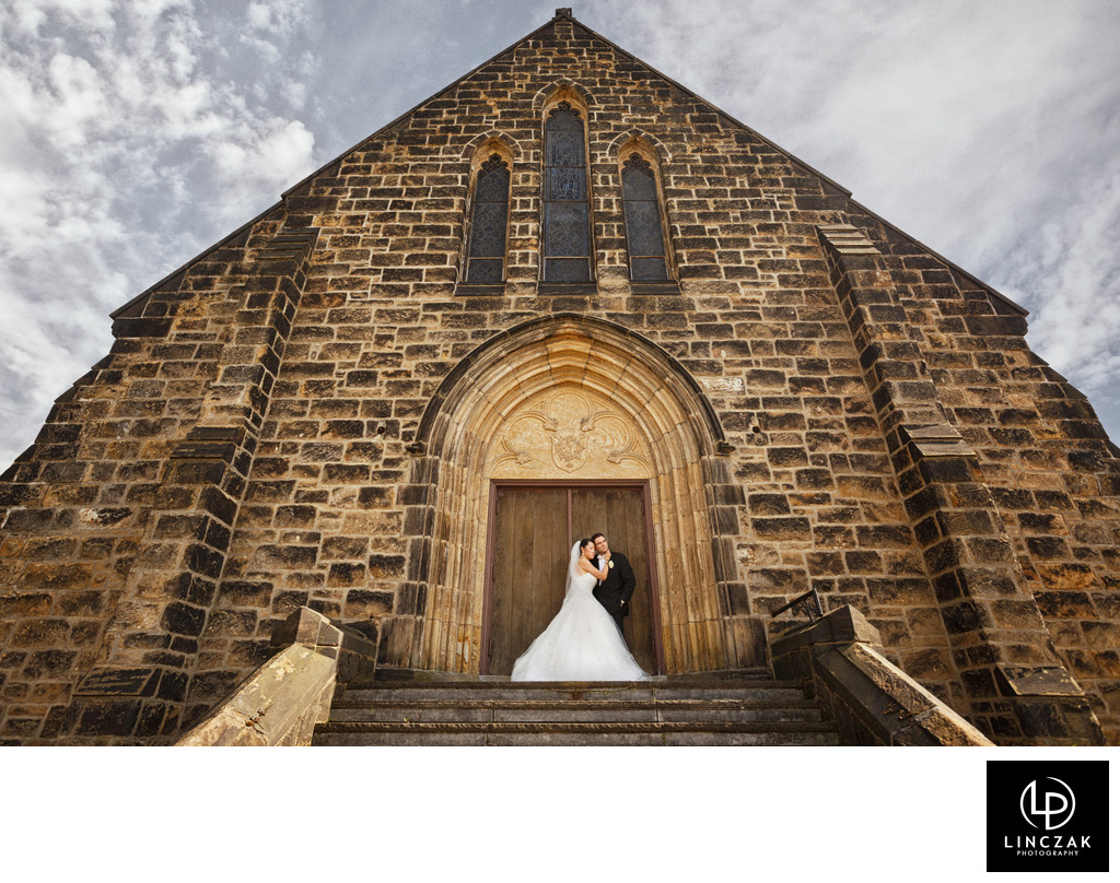 akron wedding photo locations