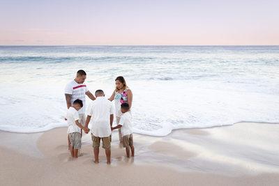 Nanakuli Family Photos - Ko Olina Beach Photos