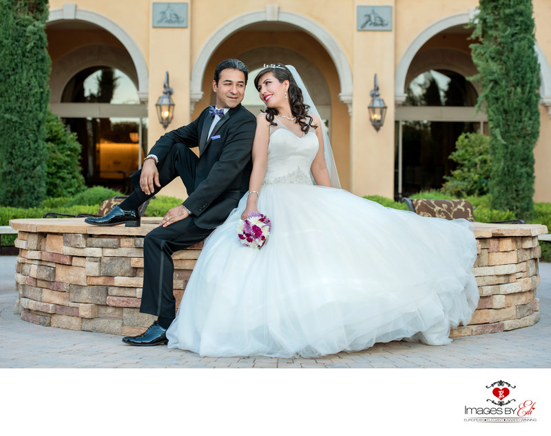 Hilton Lake Las Vegas Wedding photography