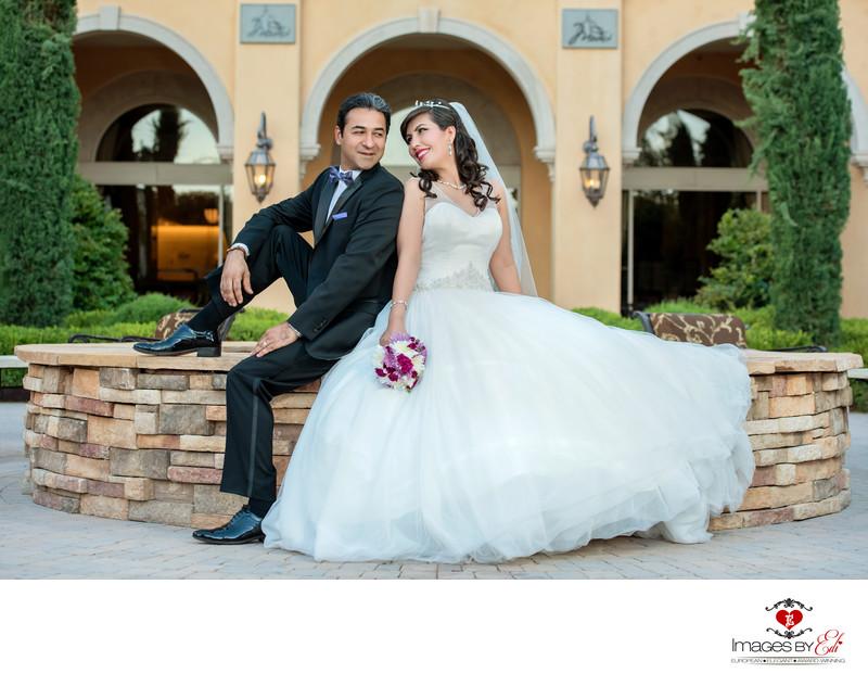 Hilton Lake Las Vegas Wedding photography