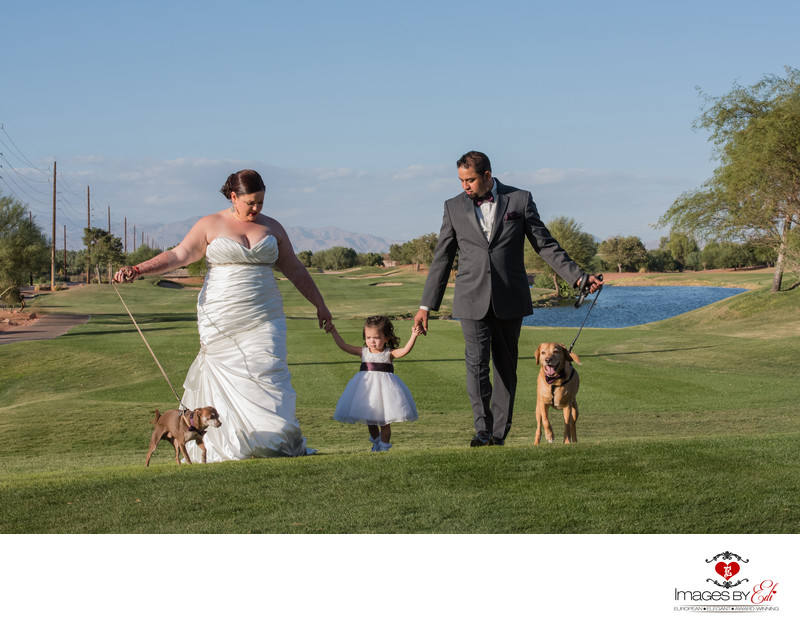 Wedgewood Las Vegas Wedding Photography at Stallion Mountain Golf Course