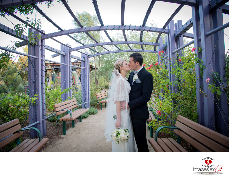 Springs Preserve Wedding Photography