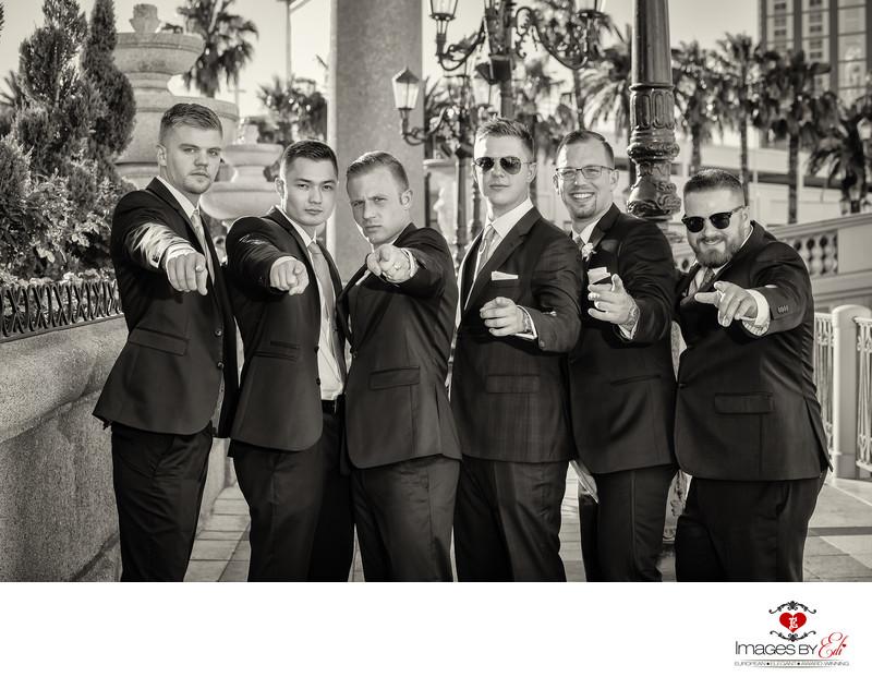 Strip Las Vegas Wedding Photography