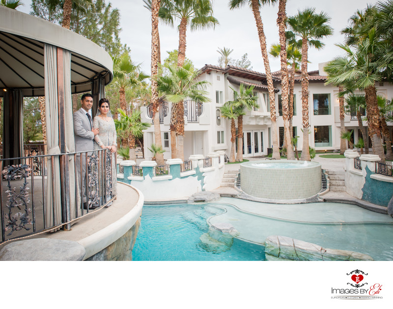 2810 Private Estate Las Vegas wedding Photography