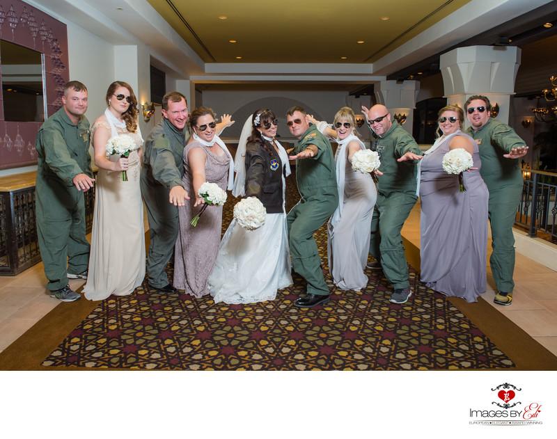 Las Vegas Wedding Photographer at Westin Lake Las Vegas Resort & Spa