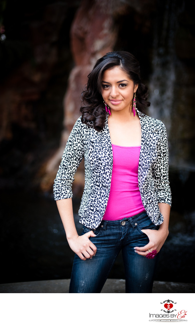 Las Vegas Highschool senior Photographer