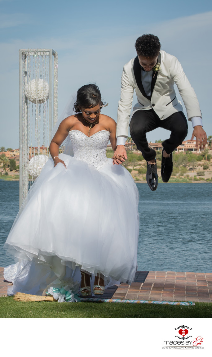 Reflection Bay Wedding Photography