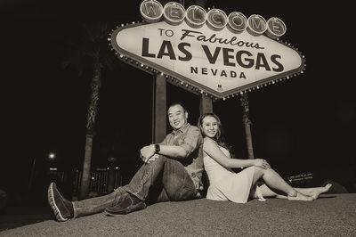 Best Las Vegas Engagement Photographer