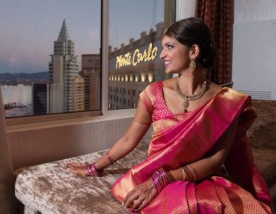 Monte Carlo Resort & Casino Las Vegas Wedding Photographer
