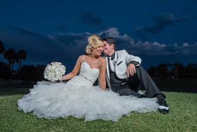 Revere Golf Course Wedding Photographer
