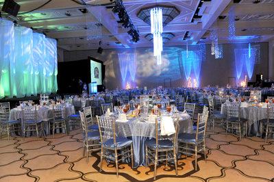 Event photographs at Lake Las Vegas