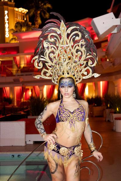 Encore Hotel Las Vegas Surrender nightclub photography