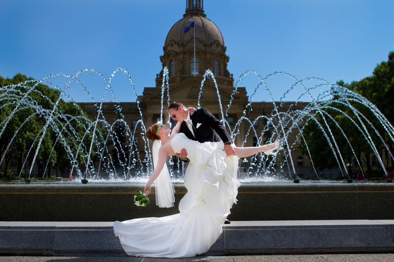 Wedding Photographer in Edmonton