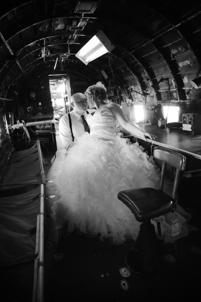 Indoor Photo Location Edmonton Wedding