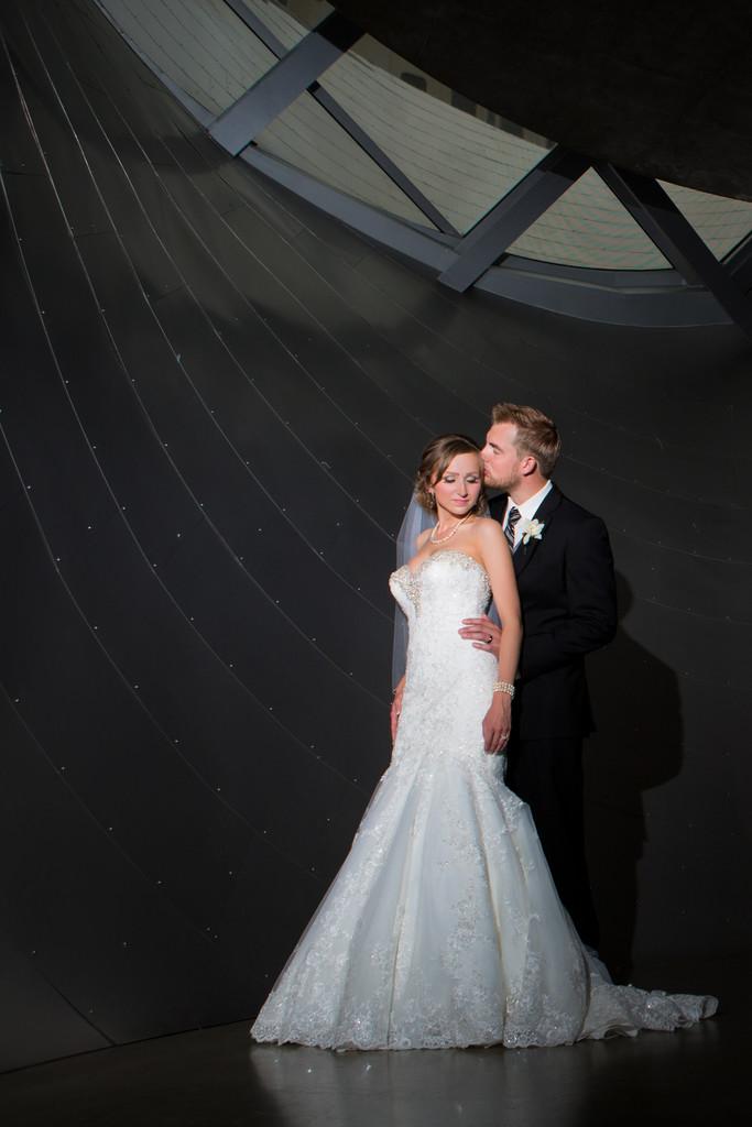 Edmonton Art Gallery Wedding