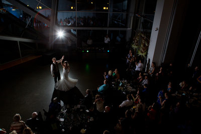 Edmonton Art Gallery Wedding Photos