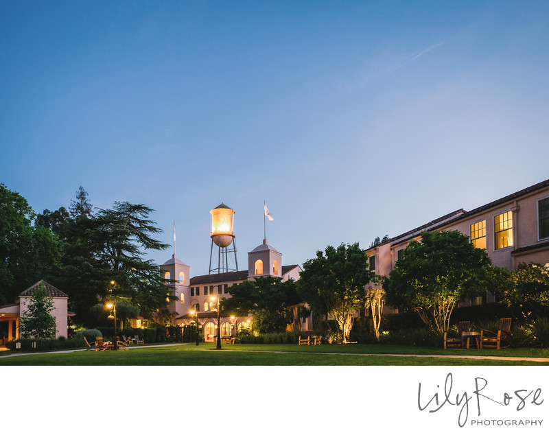 Wedding Photographers for Fairmont Sonoma Mission Inn