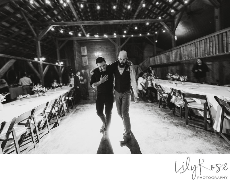Fun Wedding Photographers in Petaluma Olympias Valley