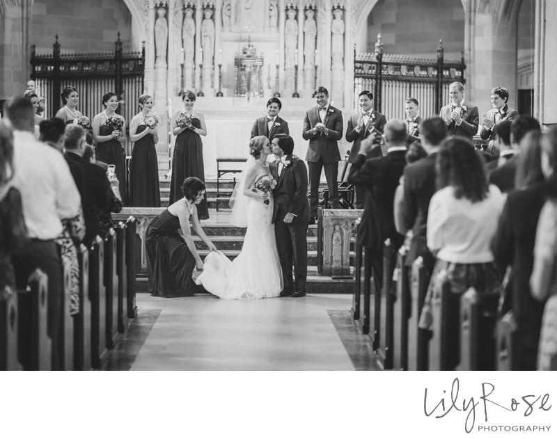 S Church Wedding St. Dominic's Catholic Church