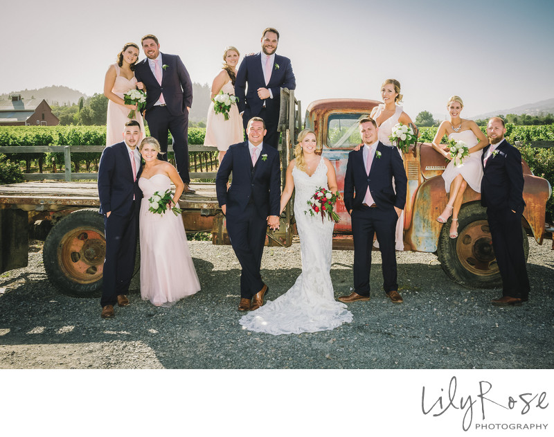 Best Wedding Photographer Geyserville Inn