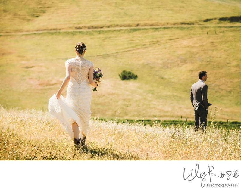 Photographer Gloria Ferrer Winery