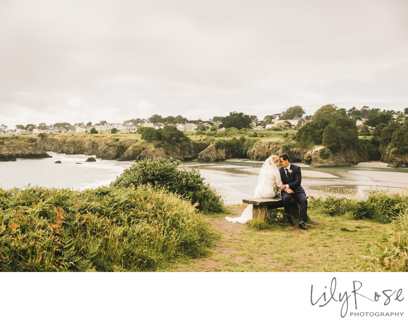 Wedding Photographers Mendocino