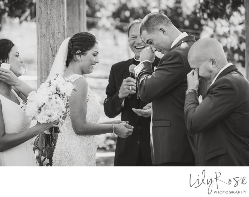 Napa Weddings Receptions at Meritage Resort and Spa