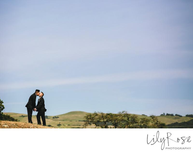 Same Sex Wedding at Meritage Resort and Spa