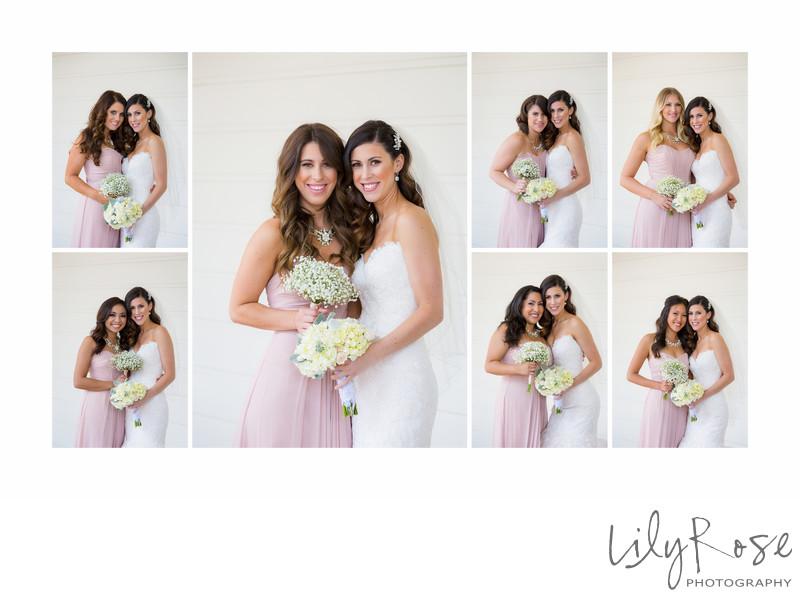 Bridal Party Portraits Silverado Resort and Spa