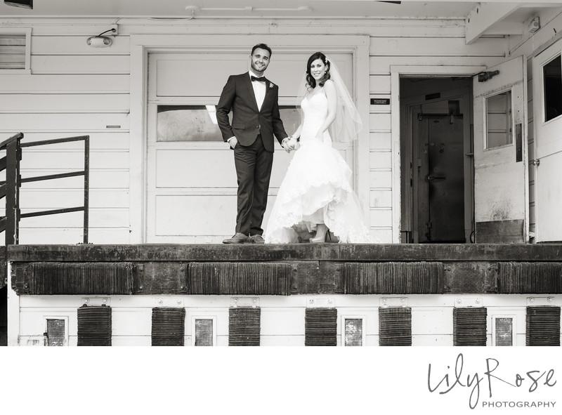 Bride and Groom Napa Silverado Resort and Spa