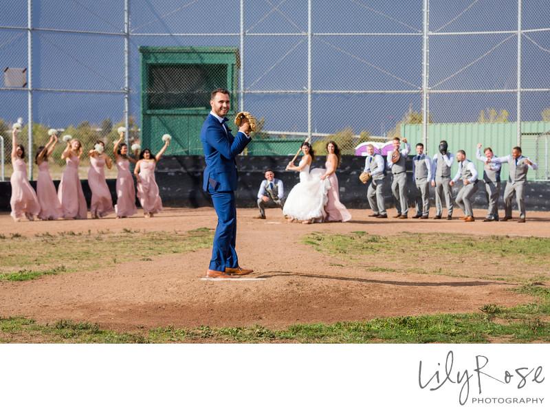 Fun Wedding Party Wedgewood Napa